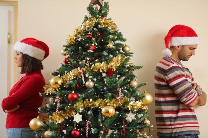Was Weihnachten mit einem Vorwurf zu tun haben könnte